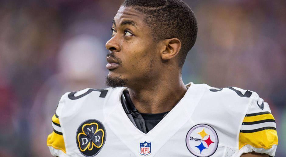 Artie Burns (Pittsburgh Steelers) - Bildquelle: imago/ZUMA Press