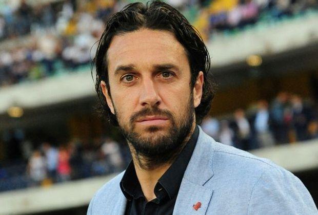 Luca Toni ist seit einem Jahr Manager bei Hellas Verona