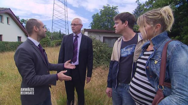 Anwälte Im Einsatz - Anwälte Im Einsatz - Staffel 1 Episode 204: Das Phantomhaus