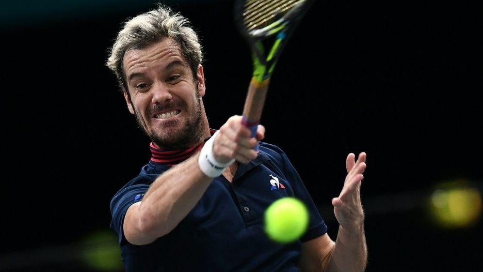 Richard Gasquet verzichtet auf Australian Open - Bildquelle: AFPSIDANNE-CHRISTINE POUJOULAT