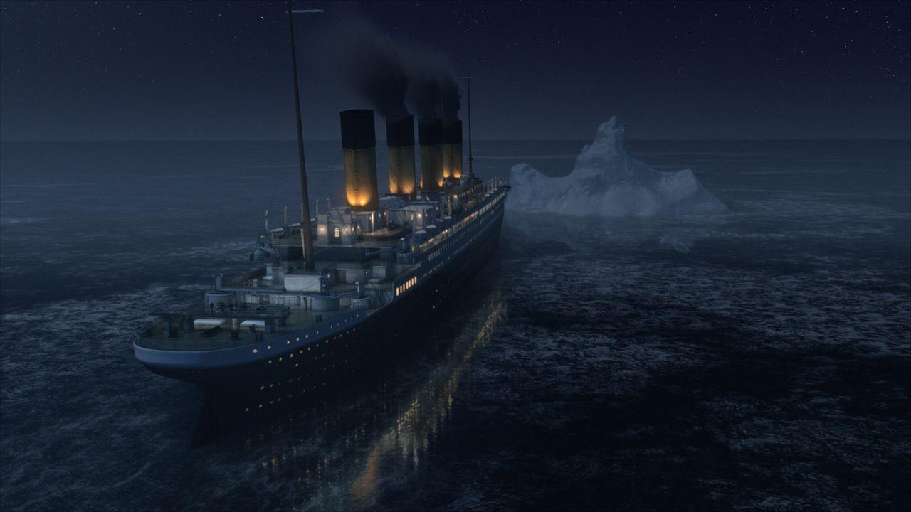 Die letzte Fahrt der Titanic ... - Bildquelle: Dangerous Films Ltd