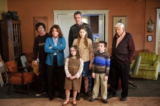 The Middle - Haben sich das Familientreffen an Thanksgiving anders vorgestell...