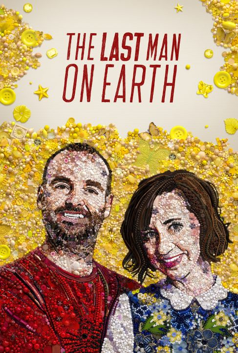 (3. Staffel) - The Last Man On Earth - Artwork - Bildquelle: 2016 Fox and its related entities.  All rights reserved.
