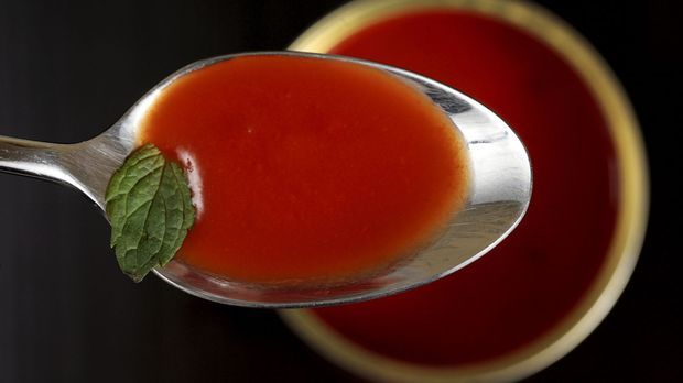 Tomatensuppe klassisch