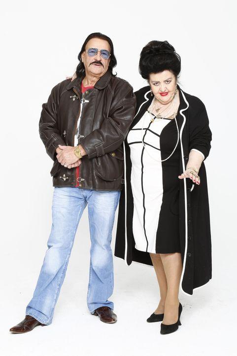 Sissi und Toni Wischnewski - Bildquelle: Sat. 1 Bernd Jaworek