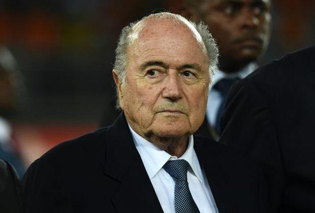 Blatter: Keine Korruptionen bei WM-Vergabe 2016