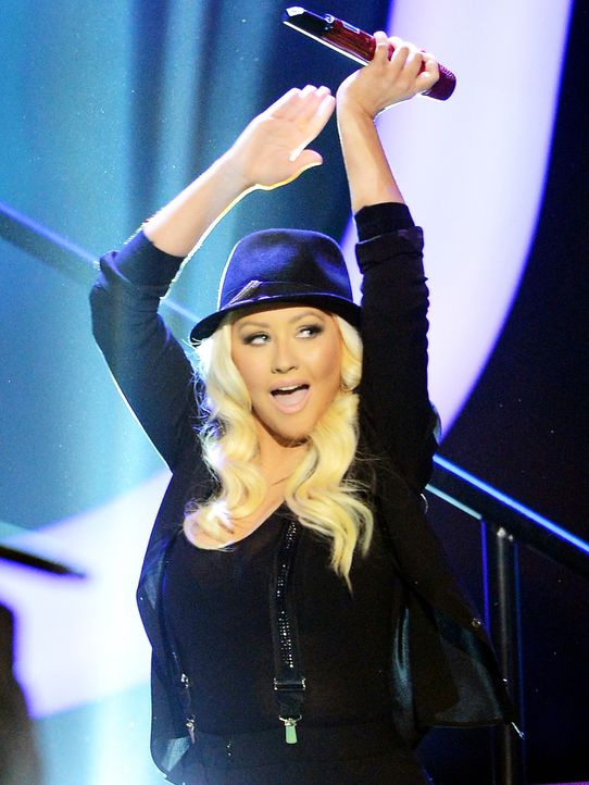 kids-choice-awards-2013-Christina-Aguilera-130323-getty-AFP - Bildquelle: getty-AFP