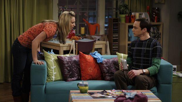 Während Raj, Leonard und Howard in Las Vegas sind, freut sich Sheldon (Jim Pa...