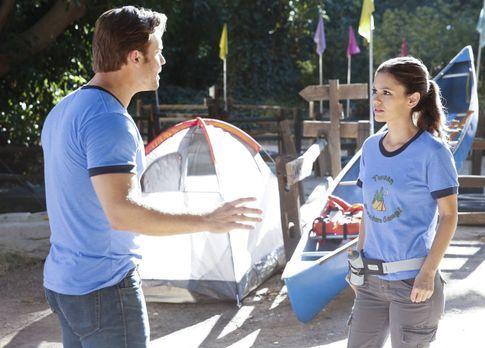 Hart of Dixie - Eigentlich wollte Zoe (Rachel Bilson, r.) zusammen mit Joel i...
