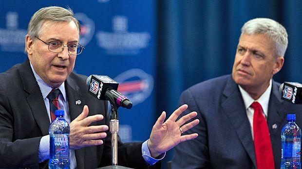 Terrence Pegula, Buffalo Bills - Bildquelle: Getty Images