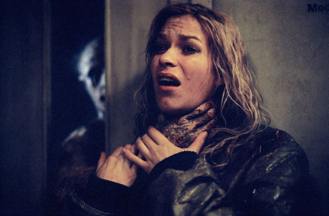 Kate (Franka Potente) kann dem geheimnisvollen Killer nicht entkommen ... - Bildquelle: TMG
