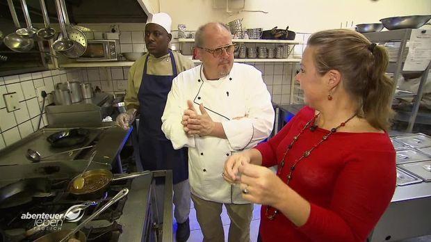 Abenteuer Leben - Abenteuer Leben - Donnerstag: Achim On Tour - Deutsches Essen In Namibia