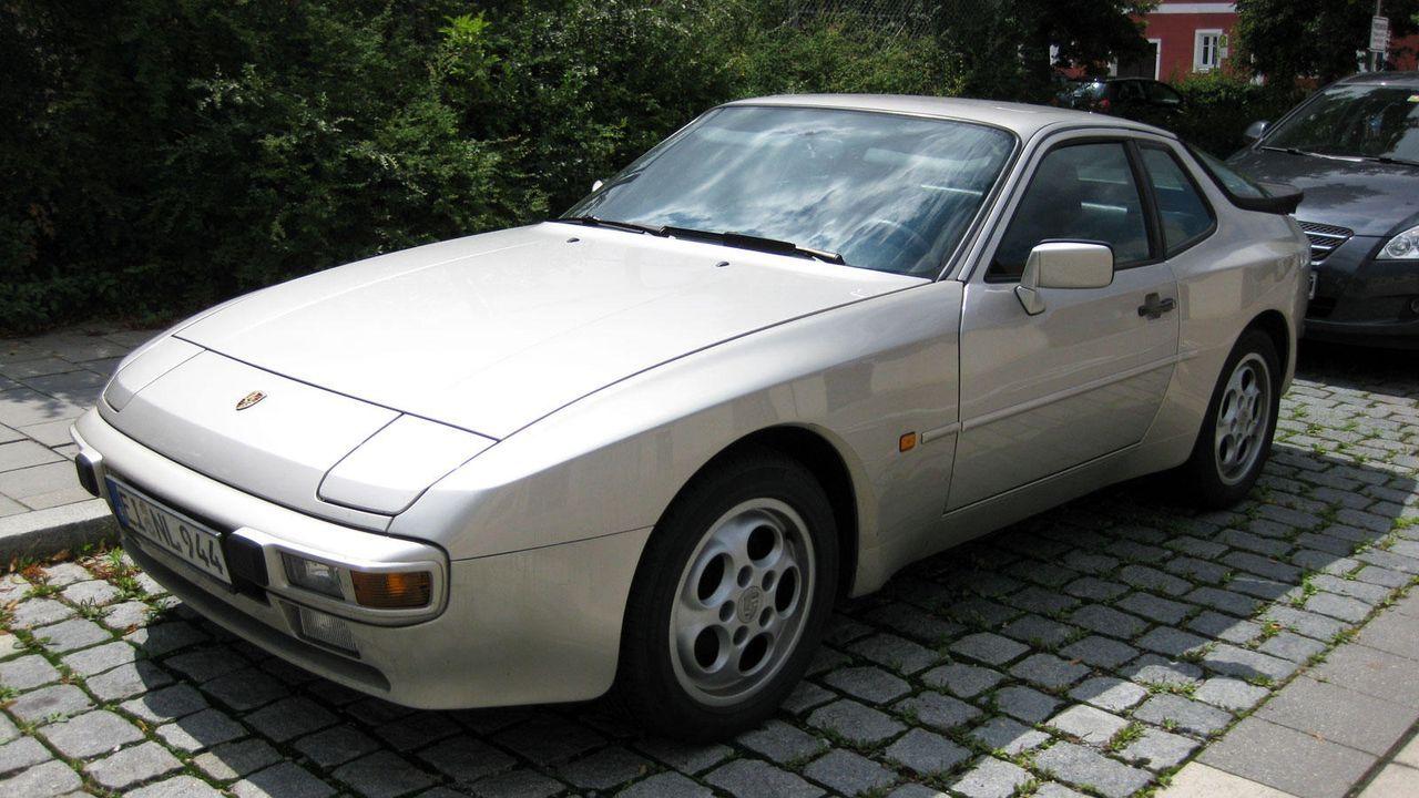 Platz 6: Porsche 944 - Bildquelle: kabel eins