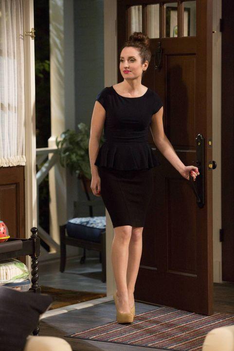 Auf ihren zahlreichen Dates hat Kate (Zoe Lister Jones) schon einiges erlebt ... - Bildquelle: 2013 CBS Broadcasting, Inc. All Rights Reserved.