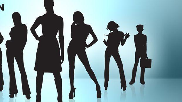 Frauengeschichten - sixx Reportage Logo © sixx