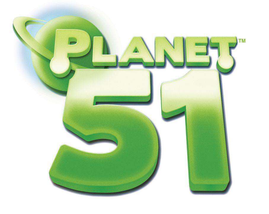 PLANET 51 - Logo - Bildquelle: 2009 Columbia TriStar Marketing Group, Inc.  All Rights Reserved.