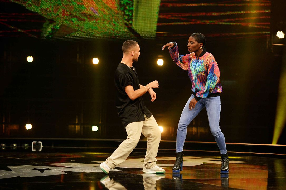Got-To-Dance-Majid-07-SAT1-ProSieben-Willi-Weber - Bildquelle: SAT.1/ProSieben/Willi Weber