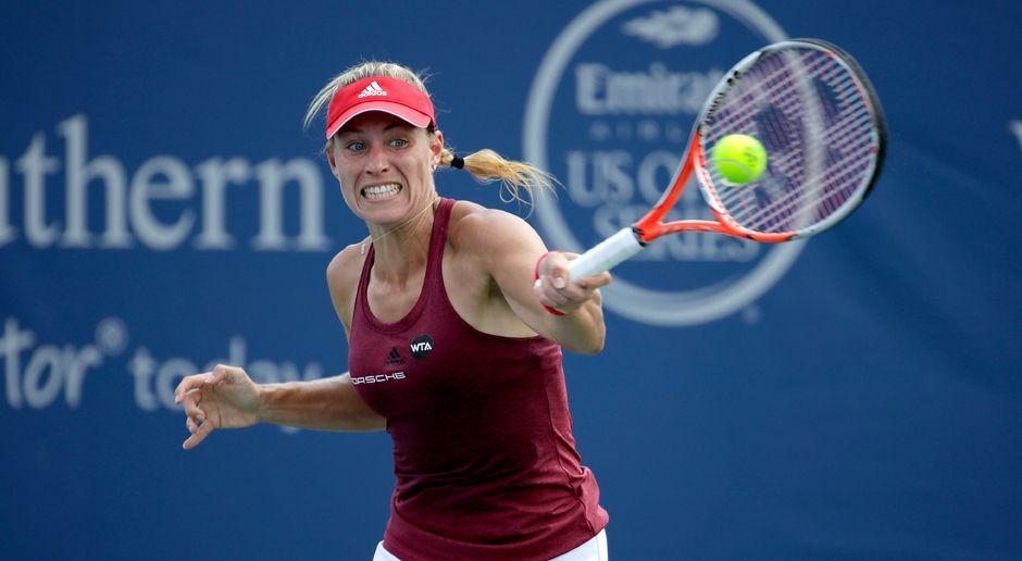 WTA in Cincinnati - Bildquelle: 2016 Getty Images