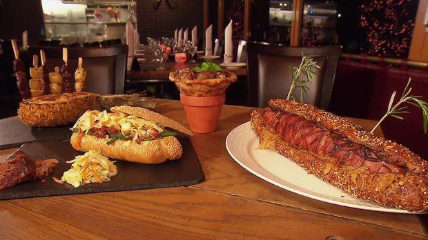 Abenteuer Leben - Abenteuer Leben - Donnerstag: Skurrile Fast-food-kreationen - Top 4