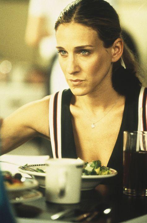 Nachdem Miranda ein letztes Mal mit Steve geschlafen hat, ist sie schwanger. Jetzt ist sie in einer Zwangslage und hofft auf Carries (Sarah Jessica... - Bildquelle: Paramount Pictures