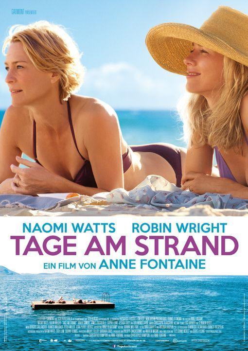 TAGE AM STRAND - Plakatmotiv - Bildquelle: 2013 Concorde Filmverleih GmbH
