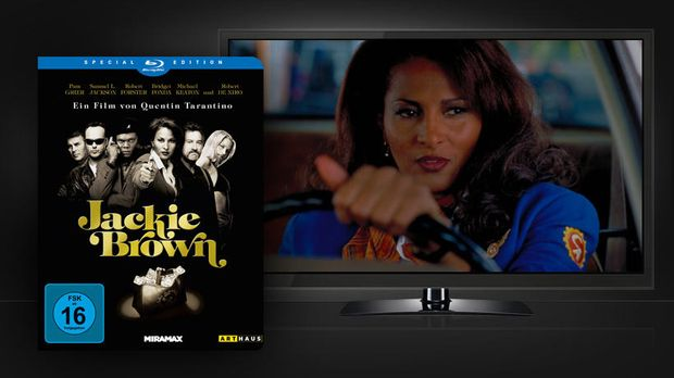DVD-Jackie-Brown 820 x 461 © Universum Film