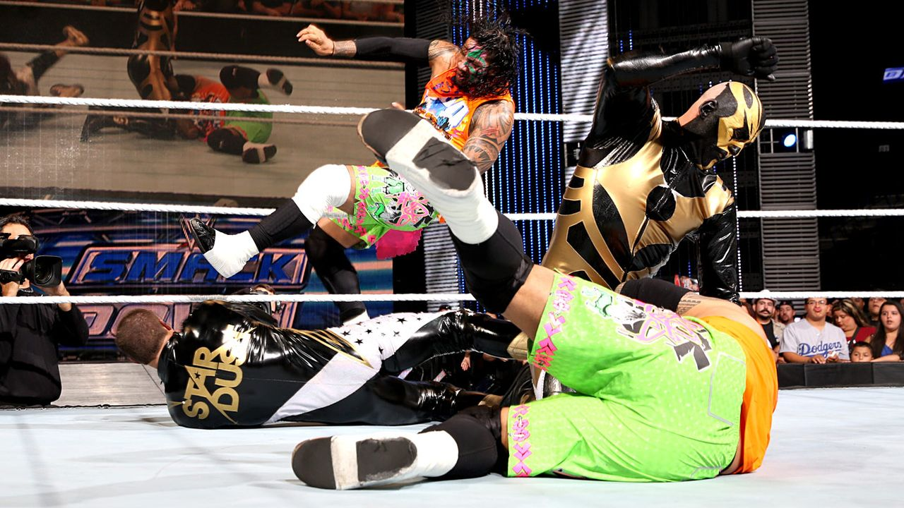 SmackDown 30. August13