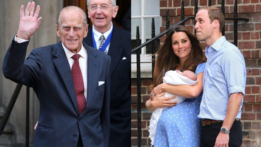 Haben Kate Middleton und Meghan Markle Streit Kein Treffen mit Baby Archie