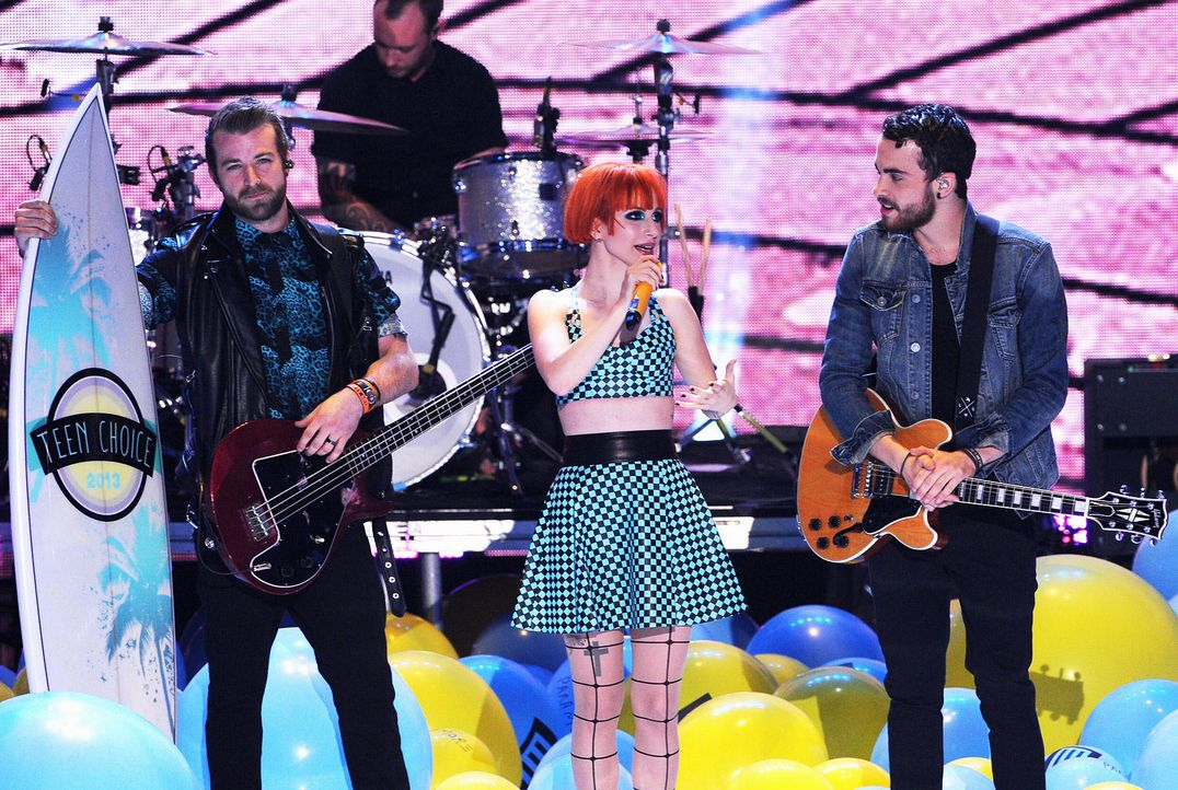 Teen-Choice-Awards-Paramore-13-08-11-getty-AFP.jpg 1800 x 1208 - Bildquelle: getty-AFP