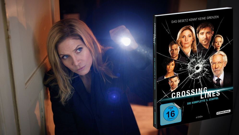 Die 3. Staffel auf DVD - Bildquelle: © Tandem Productions GmbH. TF1 Production SAS. All rights reserved