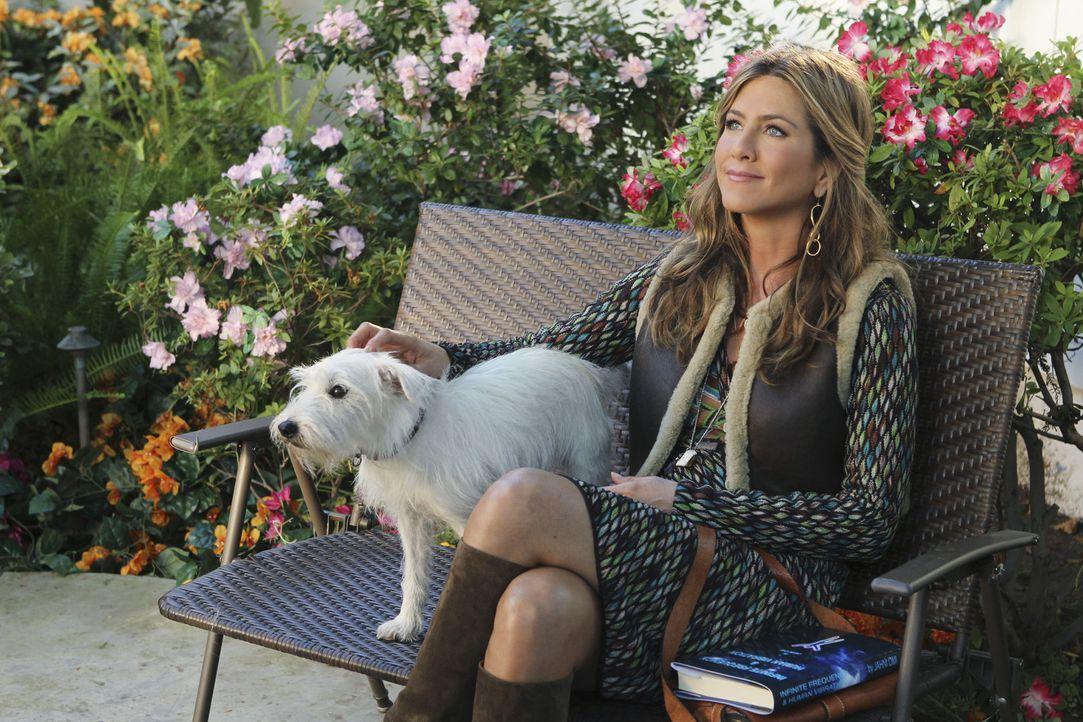 Jules bereitet sich darauf vor, Travis aufs College zu schicken, leidet jedoch schon jetzt unter der bevorstehenden Trennung. Ihre neue Therapeutin... - Bildquelle: 2010 ABC INC.