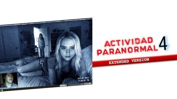 PARANORMAL ACTIVITY 4 - Artwork - Bildquelle: 2015 Paramount Pictures. All Ri...