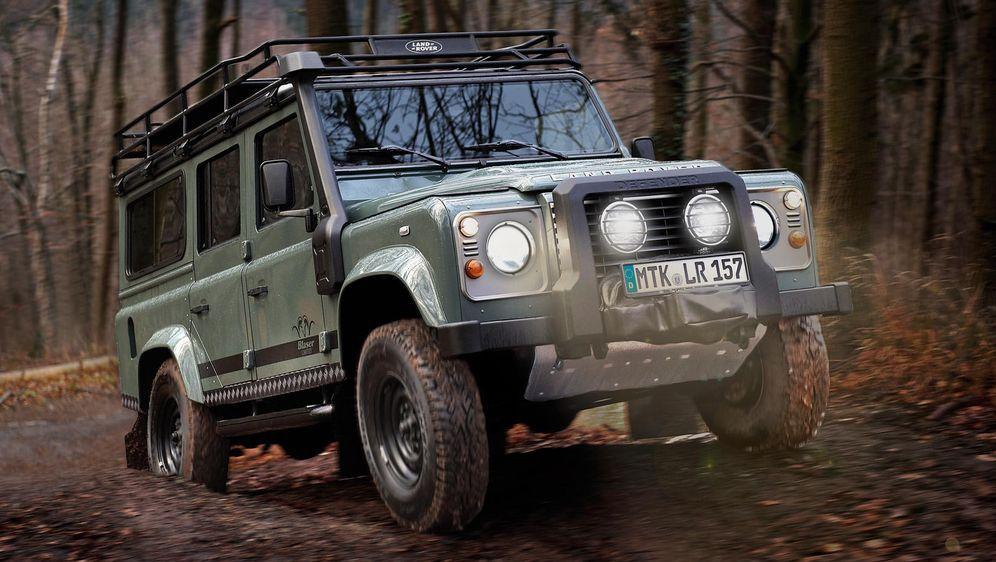 - Bildquelle: Land Rover