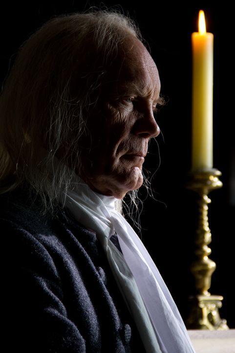 Sir Isaac Newton ist einer der renommiertesten Wissenschaftler und Mathematiker im 17. Jahrhundert. Ihm wird die Entdeckung der Schwerkraft gutgesch... - Bildquelle: 2011 - Parthenon Entertainment Ltd All rights reserved.