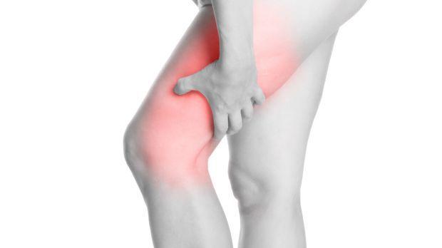 Muskelkater Zwischen Den Beinen
