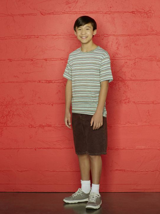 (3. Staffel) - Emery Huang (Forrest Wheeler) gehört, im Gegensatz zu seinem Bruder Eddie, zu den coolen auf dem Pausenhof ... - Bildquelle: 2016-2017 American Broadcasting Companies. All rights reserved.