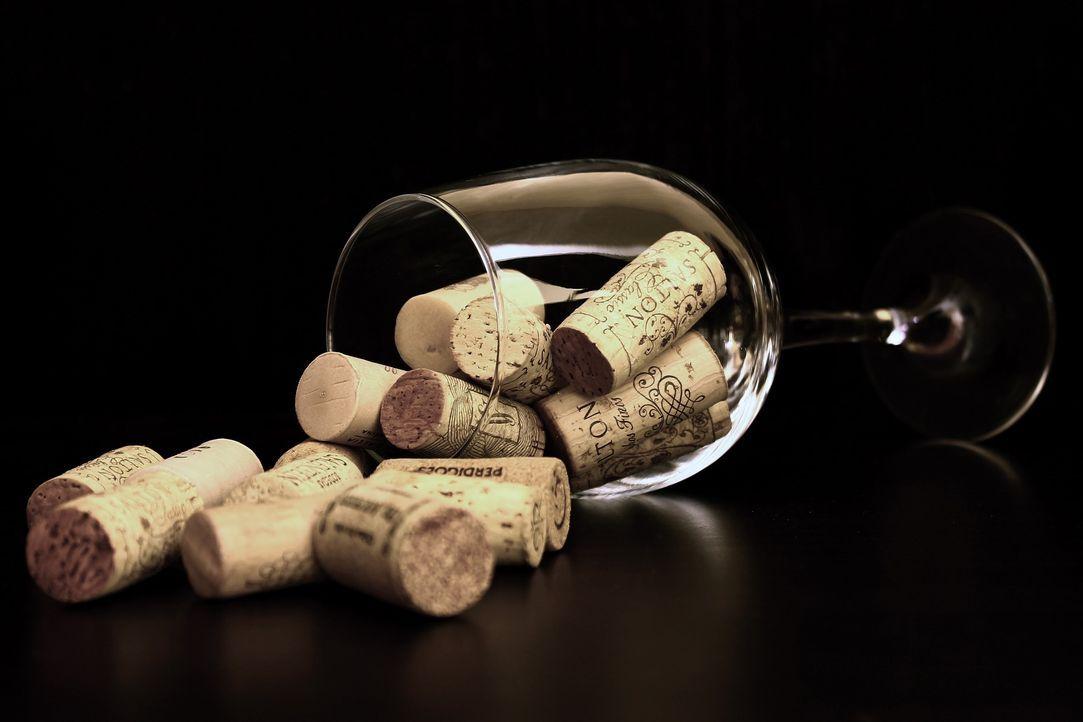 3. Wein enthält echte WunderstoffeNämlich Resveratrol, eine aromatische Verb...