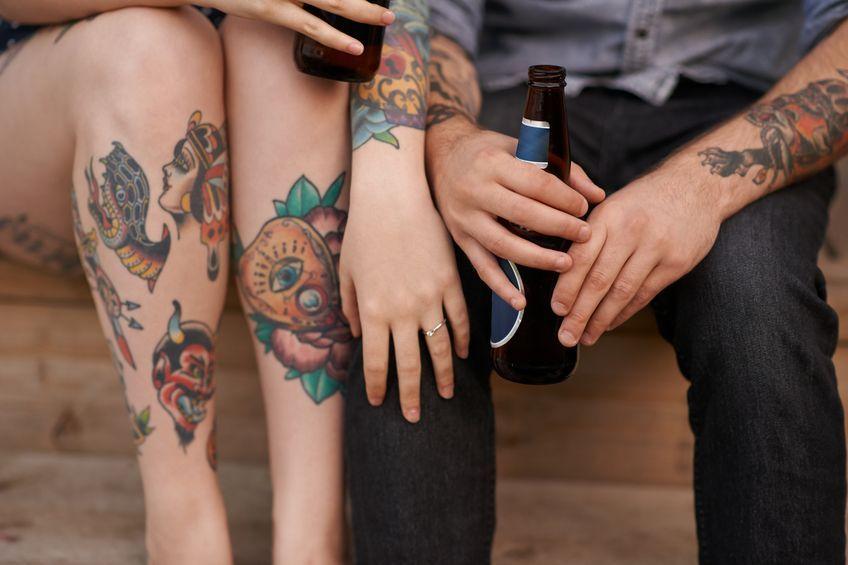 16_TattooCouple - Bildquelle: jeffbergen