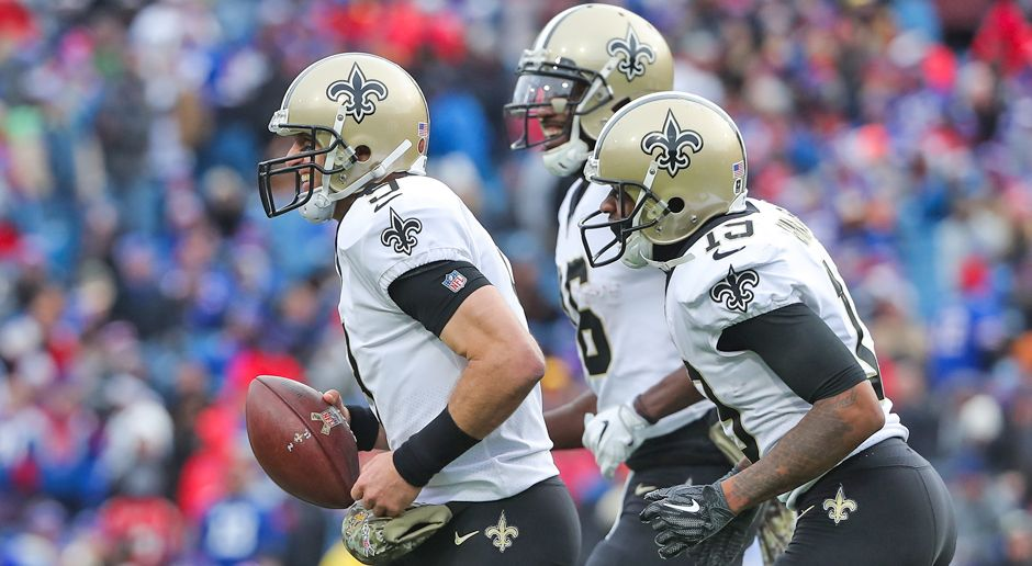 Rushing Offense: New Orleans Saints - Bildquelle: 2017 Getty Images