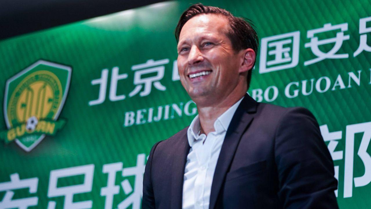 Roger Schmidt (Beijing Guoan) - Bildquelle: imago/VCG