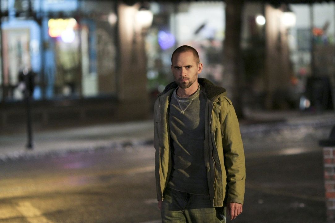 Der Konflikt zwischen Xavier (Devin McGee, Bild) und Brooke gerät vollkommen außer Kontrolle. Was hat er mit ihr vor? - Bildquelle: Warner Bros. Pictures