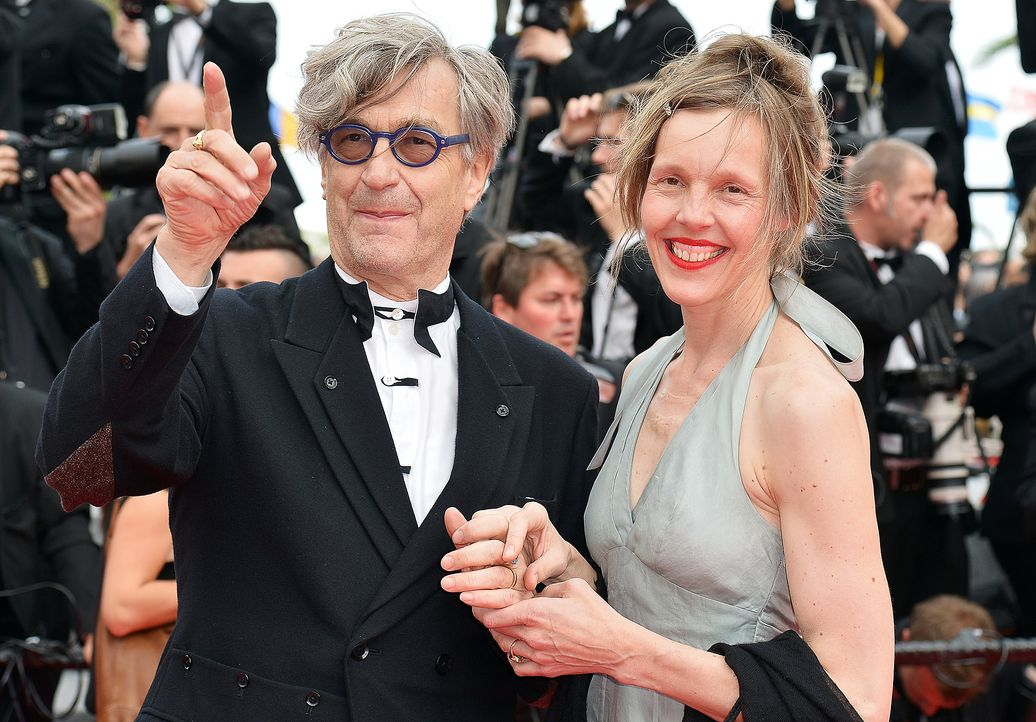 Cannes-Filmfestival-Wim-Wenders-140521-AFP - Bildquelle: AFP