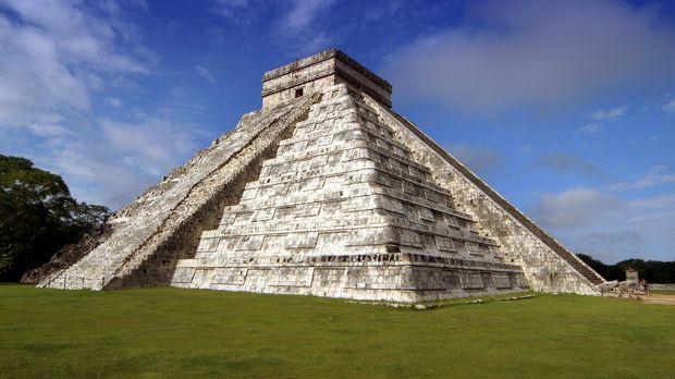 Haben die Maya mit Aliens zusammengearbeitet? Bis heute beschäftigt der Unter...