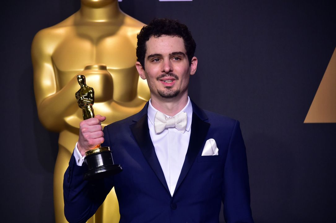 Damien-Chazelle-AFP - Bildquelle: AFP PHOTO / FREDERIC J. BROWN