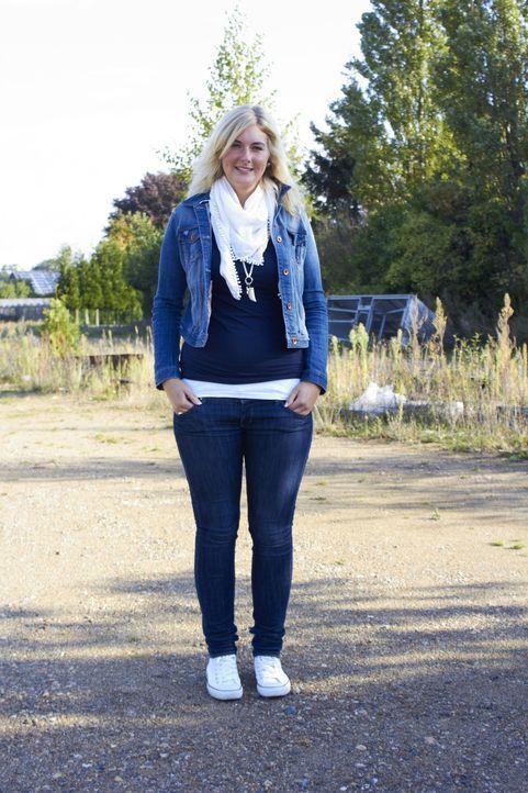 Die 24-jährige Anja leidet unter ihrer Körpergröße. Mit ihren 1, 83 m fühlt sie sich ständig beobachtet. Jetzt erhofft sie sich Hilfe von Dais... - Bildquelle: Frank Dursthoff SIXX