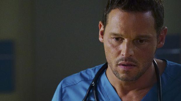 Muss sich mit seiner neuen Situation in der Denny Duquette Memorial Klinik ab...