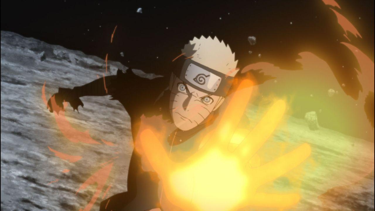 Der mittlerweile zu einem stattlichen jungen Mann herangewachsene Naruto muss einmal mehr die Welt vor dem Untergang retten ... - Bildquelle: 2002 MASASHI KISHIMOTO /2007 Shippuden   NMP 2014