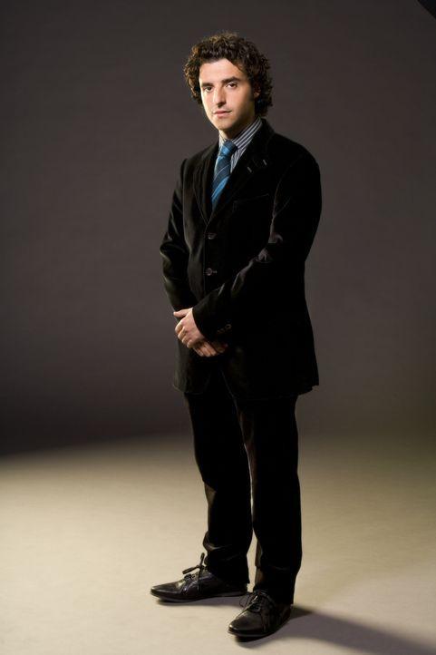 (3. Staffel) -  Charlie Eppes (David Krumholtz) ist Professor für angewandte Mathematik an einer technischen Universität. Als Mathematiker hilft er... - Bildquelle: Paramount Network Television