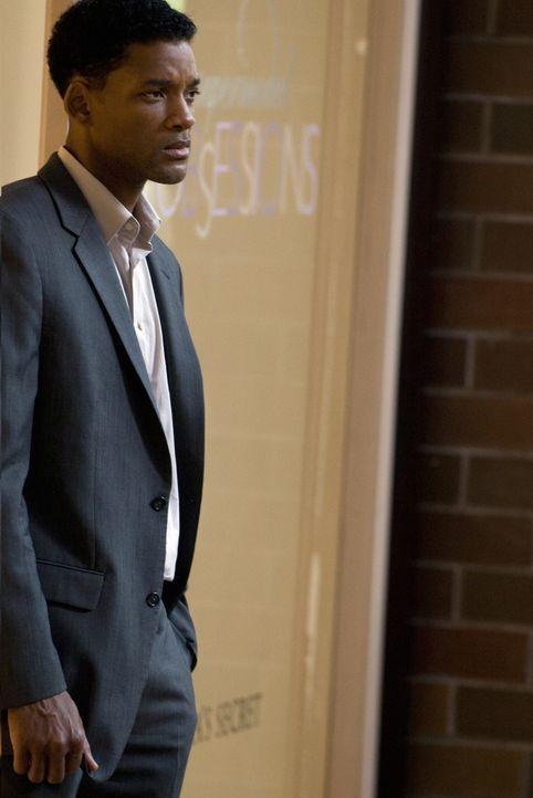 """""""In sieben Tagen erschuf Gott die Welt. Meine zerstörte ich in sieben Sekunden."""" Deshalb will Ben Thomas (Will Smith) das Leben sieben fremder Mensc... - Bildquelle: 2008 Columbia Pictures Industries, Inc. and Beverly Blvd LLC. All Rights Reserved."""
