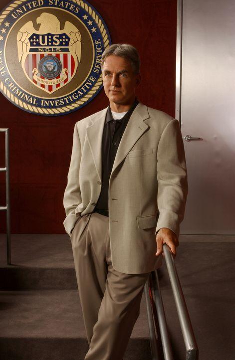 (1. Staffel) - Gibbs (Mark Harmon) ist der Leiter des NAVY CIS Teams. Er ist hochqualifiziert, smart, tough und bereit, die Regeln zu brechen, wenn... - Bildquelle: CBS Television